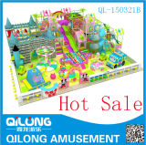 Hot Sale Indoor Playground Equipment (QL-150321B)