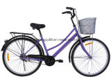 China Popular Street City Bike 26 Inch 1 Speed Lady Bikes Bicycle for Sale