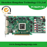 Factory Design and Assembly Service Rigid Multi-Layer PCB Board