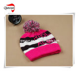 Fashion Lady′s Knitted Caps for Autumn and Winter