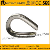 Stainless Steel 304 Wire Rope Thimble