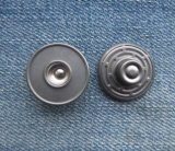 Vogue Double Pin Jeans Button/ Customized Shank Buttons in High Quality Js-138-DC