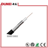 50ohm Factory 12D-Fb Coaxial Cable for Satellite TV