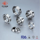 304/316/304L/316L DIN, SMS, ISO Standard Sanitary Stainless Steel Rotary Union Pipe Union
