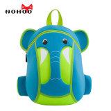 Kids Backpack Waterproof 3D Cartoon Children School Bags Neoprene Elephant Small School Backpacks for Girls Boys