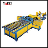 HVAC Rectangular Air Duct Production Line for Square Tube Manufacture