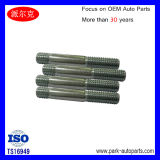 Stainless Steel Double End Bolt for Factory