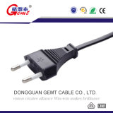 European 16A 2pin AC Power Cord VDE Standard