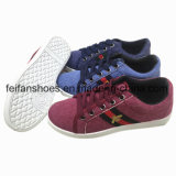 Women Injection Shoes Canvas Shoes Casual Footwear (FHY913-6)