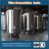Professional Stainless Steel Fermentation Tanks