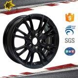 14 Inch Nice Design Black Replica Car Rims Alloy Wheel Auto Spare Parts