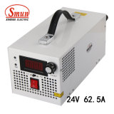 Smun S-1500-24 1500W 24VDC 62.5A AC-DC Single Output Power Supply