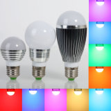 3W/5W/10W RGB LED Light/RGB LED Spotlight/RGB LED Bulb (QP0208)