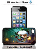 3D Case for iPhone 4 (P406-H047)