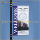 Metal Street Pole Advertising Banner Device (BS-HS-028)