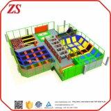 Cheap Wholesale Professional Trampoline Park for Kids