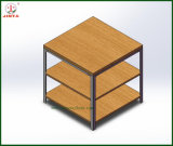 Four Post Wooden Gondola for Display Use (JT-A30)