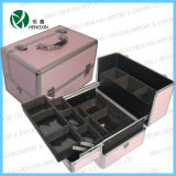 New Pink Beauty Cosmetic Case (L2335)