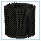 Black Plastic Gutter Guare Mesh Type