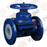 Weir Type G41 PFA Lined Diaphragm Valve