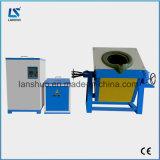 160kw Aluminum Induction Melting Furnace