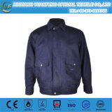 OEM Supply Type and Bonded Pattern Aramid Cotton Flame Retardant Workwear