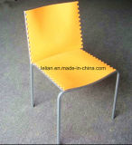 Ergonomic Poly Dining Great Wall Chair with Chrome Leg (LL-0034)