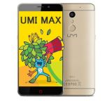 Umi Max Cell Phone Mtk6755m P10 GSM WCDMA Lte-FDD 4000mAh 3GB RAM 16GB ROM Android 6.0 Marshmallow Mobile Phone Smart Phone Gold