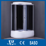 China Manufacturer Ce 120X80cm High Tray Shower Cabins