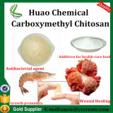 Carboxymethyl Chitosan CAS: 83512-85-0 Promoting Blood Coagulation and Wound Healing
