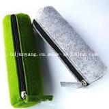 Excellent Quality Handmade Felt Pencil Bag with Zipper