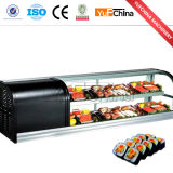 Hot Sale Commercial Sushi Display Refrigerator