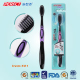 Charcoal Tapered Binchotan Bristle Adult Toothbrush