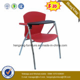 School Furniture Plastic Writing Pades Folding Training Office Chair (HX-TRC005)