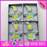 2017 Wholesale Wooden Christmas Toys, Baby Wooden Christmas Toys, Mini Wooden Christmas Toys W02A221