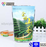 Customized Printed Stand up Aluminum Foil Bag with Zipper for Tea/Coffee