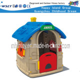 Children Plastic Playhouse Indoor Playground in Stock (HF-20208)