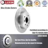 Cast Iron Automotive Brake Parts Brake Disc Peugeot