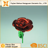 Hot Sale Plating Artificial Rose Wire for Valentine′s Day