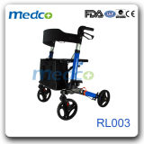 Four Wheels Light Weight Walking Rollator
