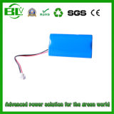 Security Alarm 11.1V2600mAh Lithium Battery Pack with Full Protections
