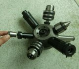 Drilling Tap Fixture -Indexing Tailstock Turret with Clamping Kit