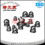 Cemented Carbide Balls and Seats for Valves