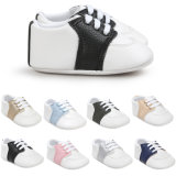 So Cute and Colorful Wingtip Leather Baby Shoes