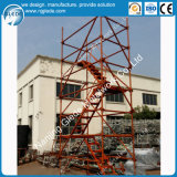 High Efficiency Ringlock Scaffolding System for Construction