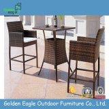 Outdoor Furniture Rattan Patio Bar Set