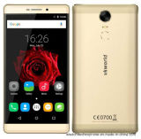 Vkworld T1 Plus Kratos 6.0 Inch 4G FDD-Lte Android 6.0 Mtk6735 Quad Core 2GB RAM 16GB ROM 4300mAh Fingerprint Mobile Cellphone Smart Phone Gold