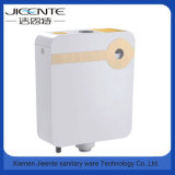 Jet-106A Bathroom Accessory Custom Sticker Plastic Toilet Water Tank