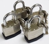 Hardened Steel Pad Lock