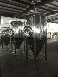 Stainless Steel Jacket Beer Fermentation Tank